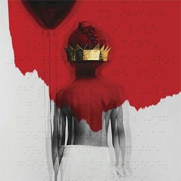 """Rihanna  """"Anti"""" - (2016)"""